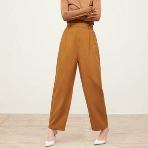 Zara mustard join life trousers